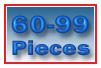 60 - 99 Piece Puzzle
