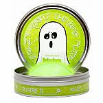 Ectoplasm  (glow in the dark) - Crazy Aaron's Thinking Putty