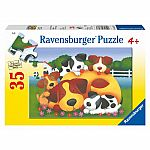 Doggie Family Puzzle - Ravensburger