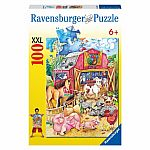 My Funny Farm Puzzle - Ravensburger