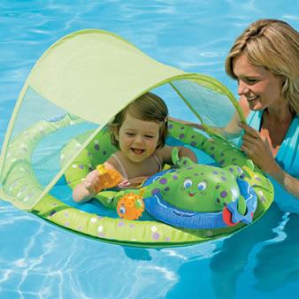 Baby Spring Float Activity Center Toy Sense
