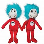 Dr. Seuss Thing 1 & Thing 2 Plush
