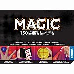 Magic Kit- 150 Mystifying Illusions