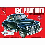 1941 Plymouth Four-Passenger Coupe 1:25