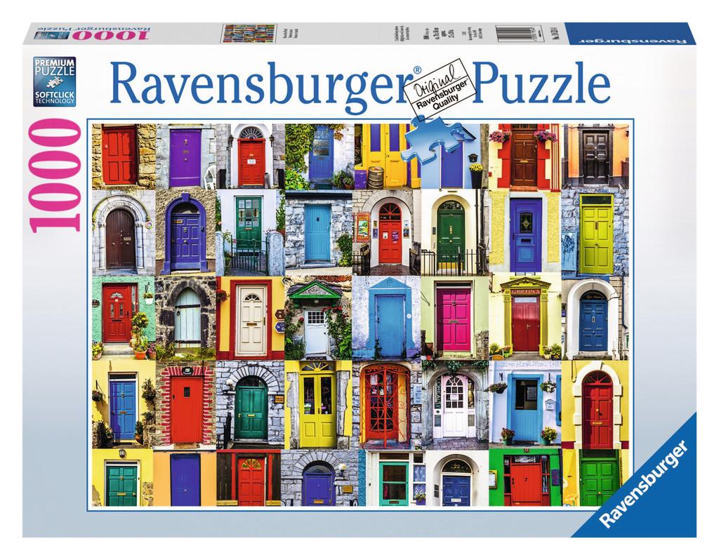 doors of the world ravensburger toy sense. Black Bedroom Furniture Sets. Home Design Ideas