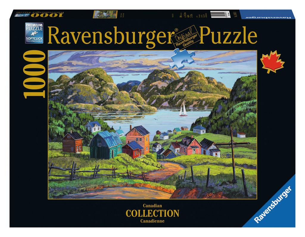 a lake in charlevoix ravensburger toy sense. Black Bedroom Furniture Sets. Home Design Ideas