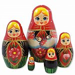 Nesting Doll Arms Folded