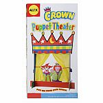 Crown (Tabletop) Puppet Theater