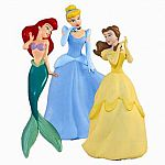 Dive Characters - Disney Princesses