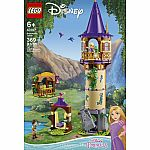 Lego Disney: Rapunzel's Tower.