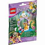 Lego Friends Animal Tiger's Beautiful Temple - RETIRED PRODUCT