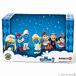 2013 Movie Smurf Pack