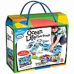 Ocean Life Floor Puzzle - 30 Pieces