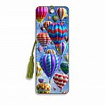 Hot Air Balloons - 3D Bookmark