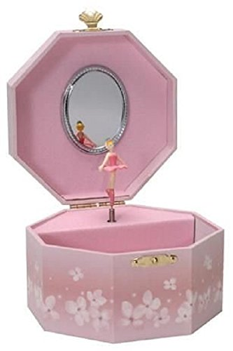 Ballerina Jewelry Box Toy Sense