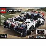 Lego Technic: App-Controlled Top Gear Rally Car
