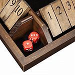 4 Player Shut the Box