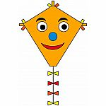 Happy Face Kite