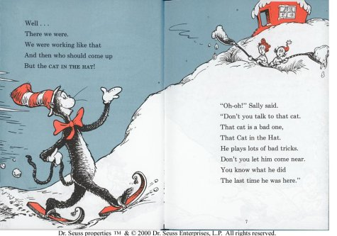 The Cat And The Hat Comes Back Pdf