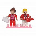 2 Mini Figure Imagine - Brictek