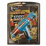 Atomic Six Shooter with Sticky Target