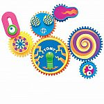 Gearation Fridge Magnet