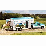 Breyer Truck and Trailer
