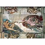 Creation of Adam - Trefl