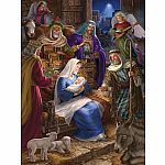 Holy Night - Cobble Hill Family Puzzle