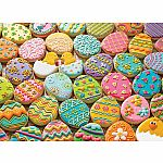 Easter Cookies - Cobble Hill Family Puzzle