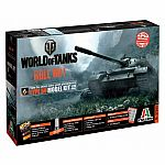 World of Tanks - Type 59 Model Kit 1:35