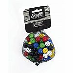 60 Marbles - Chinese Checkers refill pack