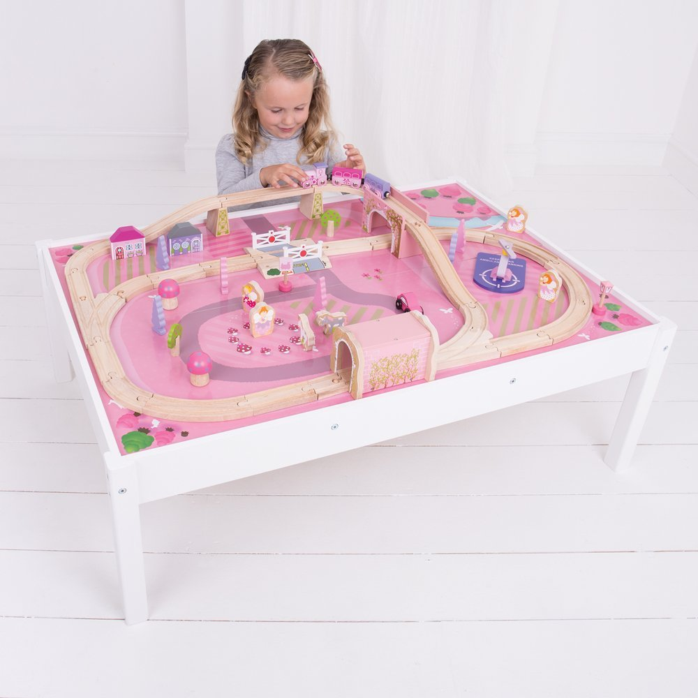 Magical Train Set and Table - Toy Sense