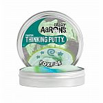 Phantom Foxfire (glow in the dark) - Crazy Aaron's Thinking Putty