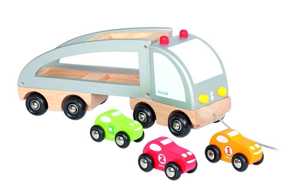 Toys 4 Trucks Green Bay : Multi cars truck toy sense