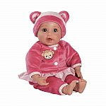 "15"" Giggle Time Outfit - Pink Monkey"