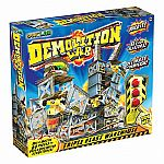 Demolition Lab: Triple Blast W