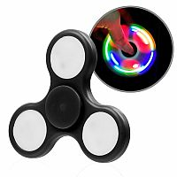 LED Button Fidget Spinners