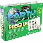 GeoCentral Fossils Science Kit