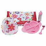 Adora Baby Doll - Feeding Set