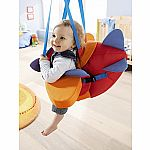 Airplane Baby Bouncer/Jumper/Swing - Indoor Mounted