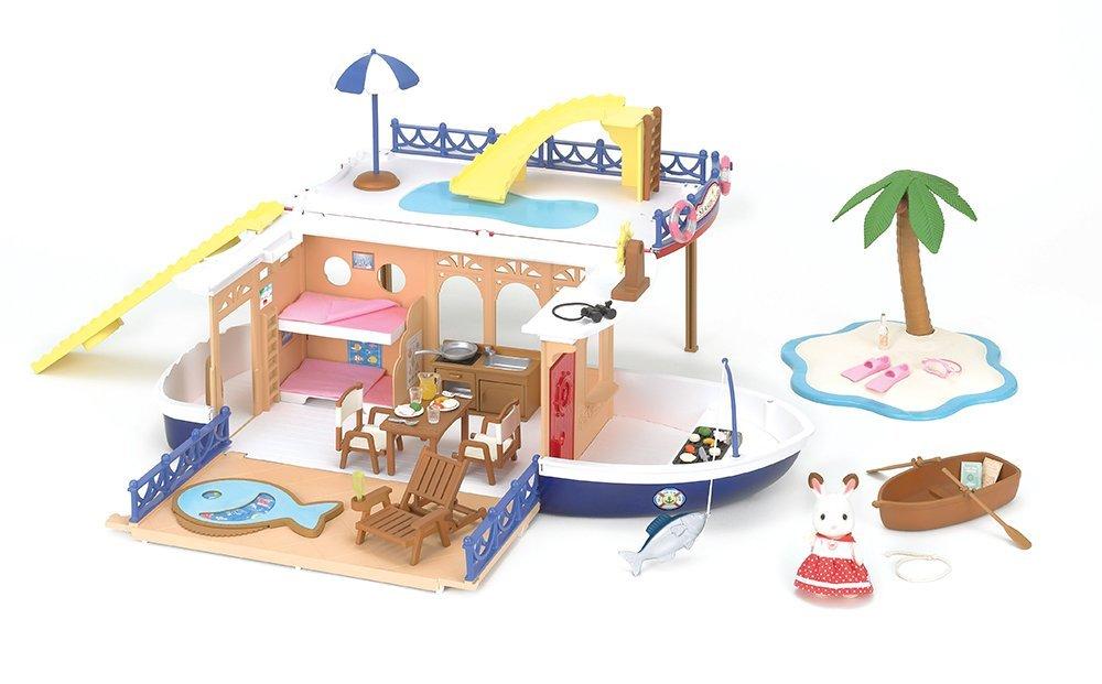 Seaside Cruiser Hard to Find Toy Sense