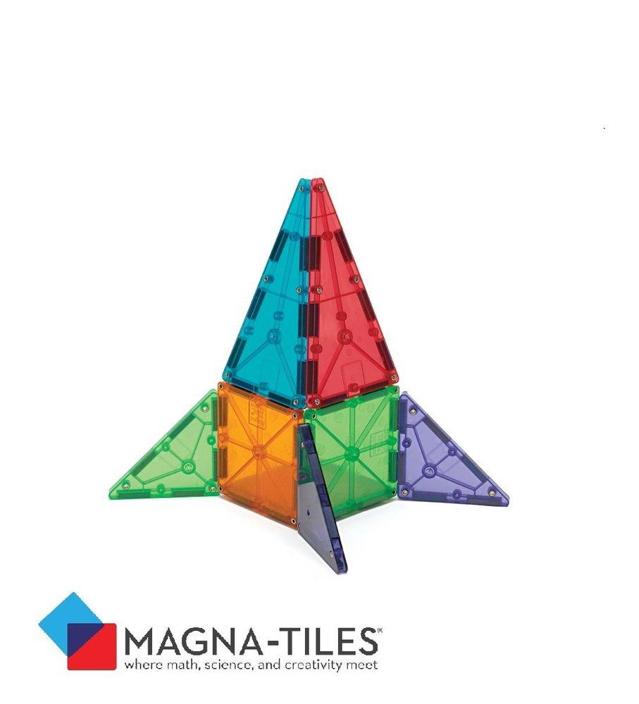 A Radically Easier Way To Purchase Home Services: Magna-Tiles (Clear Colors) 100 Piece Set