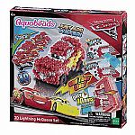 Cars 3 3D Lightning McQueen Aquabeads Set (D)