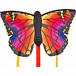 Butterfly Kite Ruby 20""