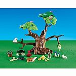 Magical Tree with Potion Accessories (D) - RETIRED PRODUCT