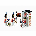 Royal Guards with Sentry Box (D) - RETIRED PRODUCT