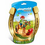 Groomer with Bloom Pony (D) - RETIRED PRODUCT