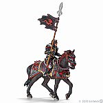 Dragon Knight on Horse with Lance - RETIRED