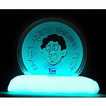 Ion (glow in the dark) - Crazy Aaron's Thinking Putty